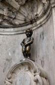 The Manneken Piss Statue Brussels