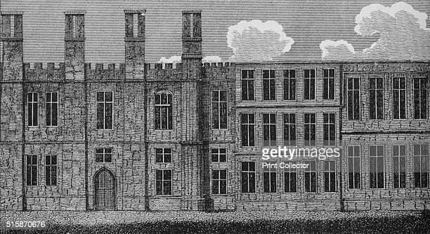 The Manor House at Chelsea built by Henry VIII circa 1810 King Henry VIII moved to Chelsea in 1510 He began building his New Manor House also known...