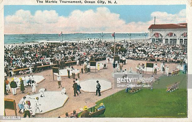 The Marble Tournament Ocean City New Jersey 1926