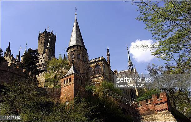 The Marienburg Castle near Hanover Germany will be the scene of an exceptional international auction In Autumn 2005 Prince ErnstAugust of Hanover...