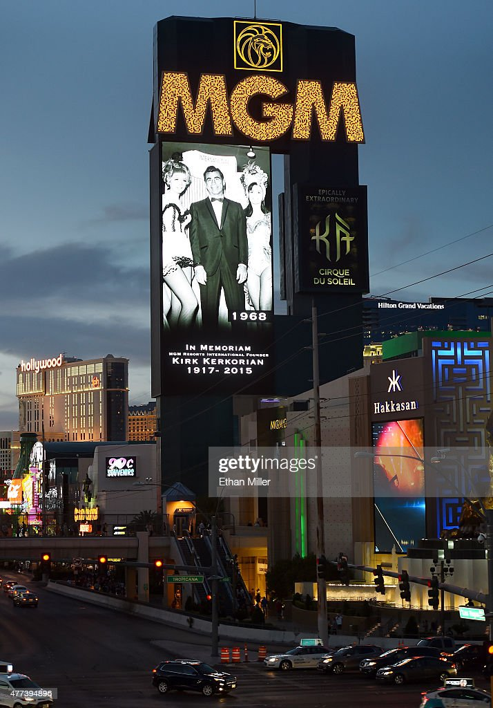 mgm grand hotel shows