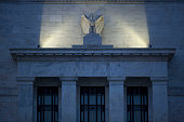 The Marriner S Eccles Federal Reserve building stands in Washington DC US on Tuesday Sept 1 2015 Bill Gross said the Federal Reserve has waited so...