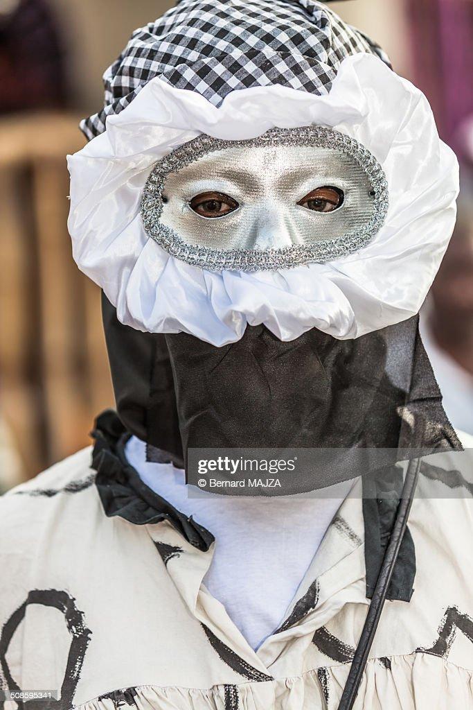 The Mask : Foto de stock