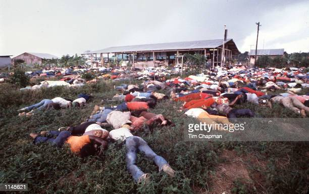 The mass suicide of the People's Temple in the jungles of Jonestown Guyana where 912 people died November 17 1978 The cult was lead by Jim Jones who...