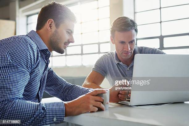 The masterminds behind a successful project
