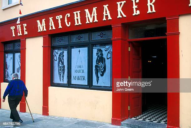 The Matchmaker pub in Listoonvarna home of the annual matchmaking festival that lasts throughout the month of September