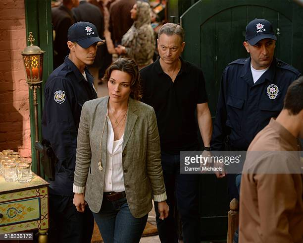 BORDERS 'The Matchmaker' This episode of 'Criminal Minds Beyond Borders' airs on CBS ALANA
