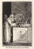The Mathematical Instrument Maker makes telescopes microscopes spectacles operaglasses reading glasses