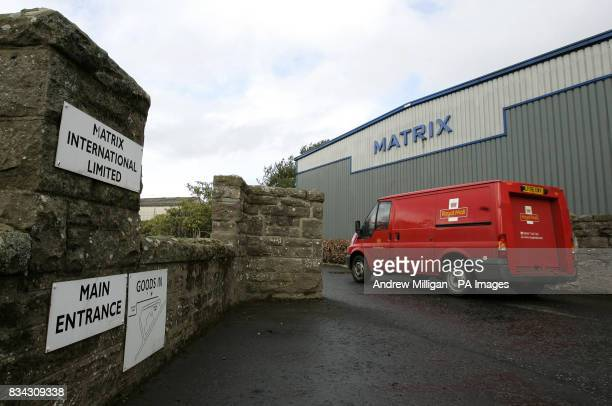 The Matrix factory in Brechin Angus