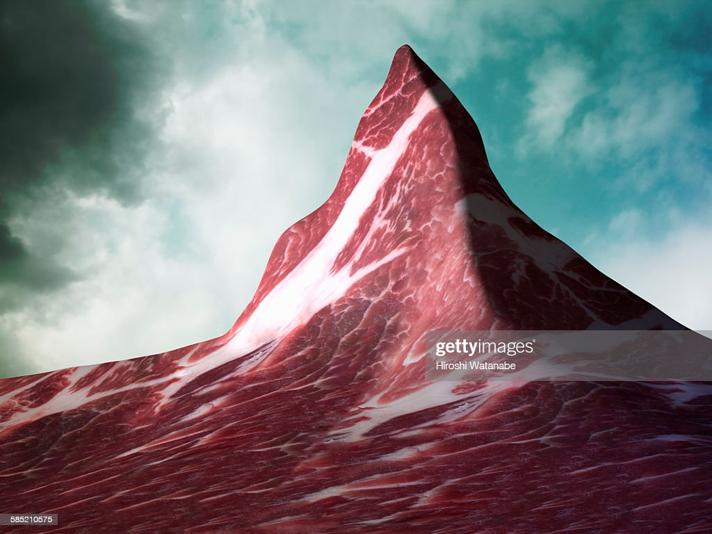 The Matterhorn Made of Meat