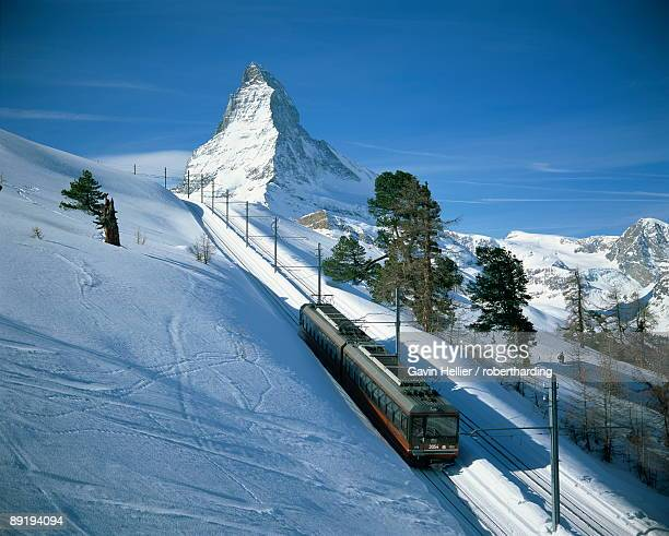 The Matterhorn, Switzerland, Europe