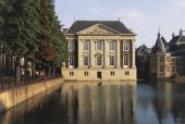 The Mauritshuis Royal Picture Gallery 17th century The Hague The Netherlands