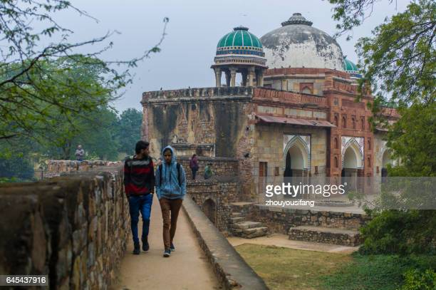 The Mausoleum of Humayun of India