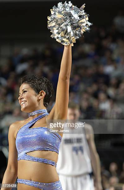 Mavs Dancers Stock Photos And Pictures Getty Images