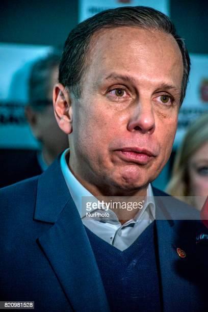 The mayor of São Paulo João Doria has ruled out any possibility of disputing previews against the governor of São Paulo Geraldo Alckmin to define the...