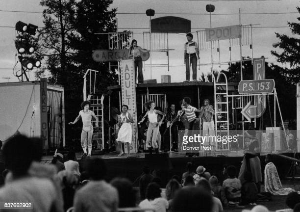 AUG 1 1978 AUG 2 1978 'The Me Nobody Knows' Being Staged By Festival Caravan The summer touring shows opened Tuesday in Skyline Park and will be...
