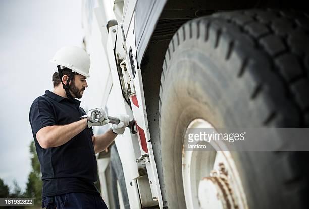 Der Mechaniker.