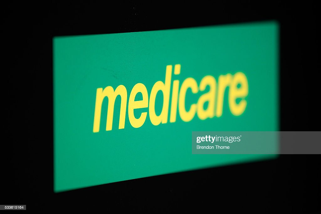 Medicare becomes key election issue as pressure mounts to lift the medicare logo is seen on may 23 2016 in sydney australia in ccuart Images