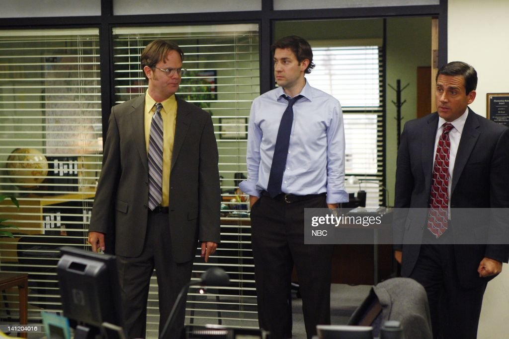 the office episode 602 air date the office meeting