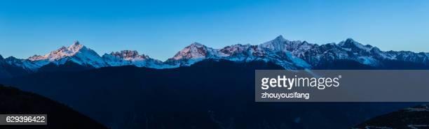 The Meili snow mountain