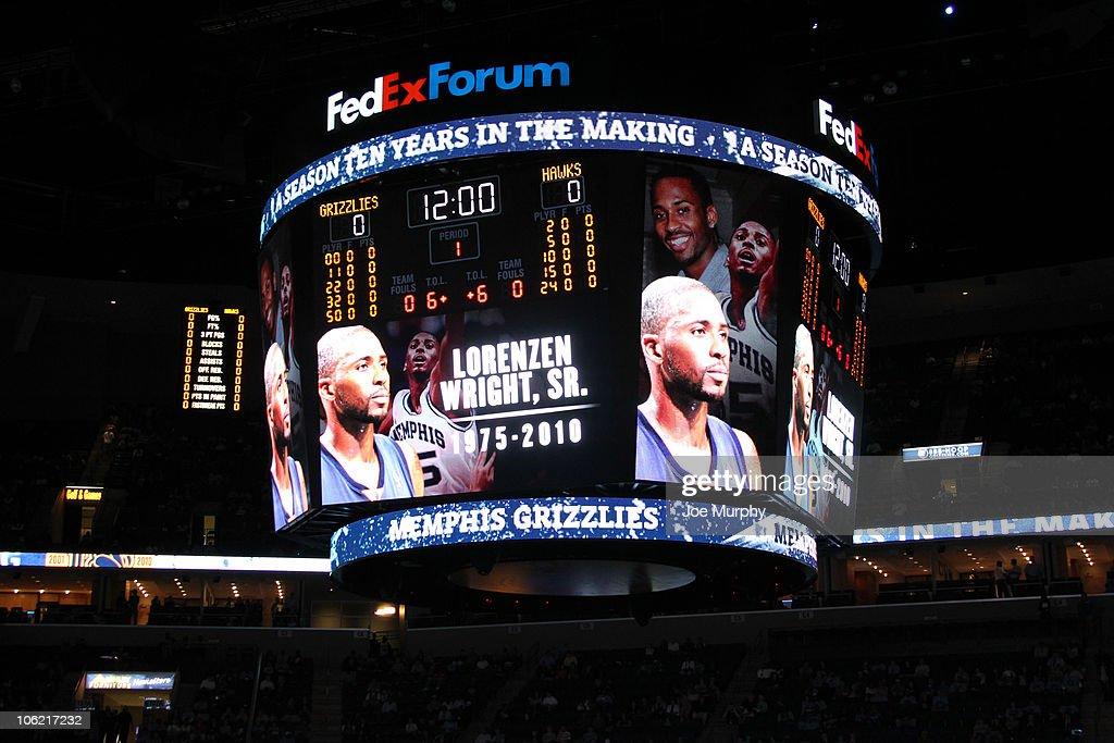 New Orleans Hornets v Memphis Grizzlies