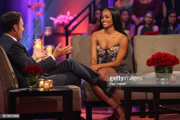 THE BACHELORETTE 'The Men Tell All' It's an exciting unpredictable reunion viewers won't want to miss as the most memorable bachelors from this...