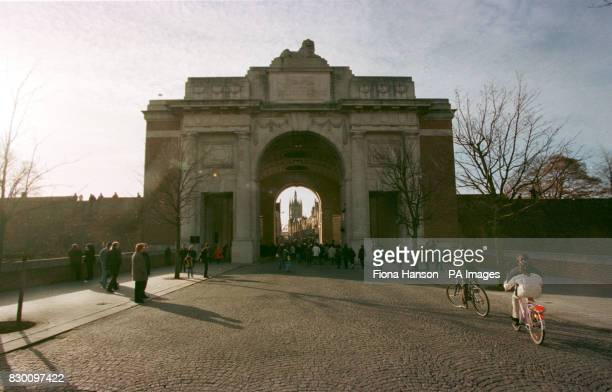 Three World War One veterans now all over 100 years old will today Wednesday 24th July 2002 make a trip back to Ypres and the battlefields of...