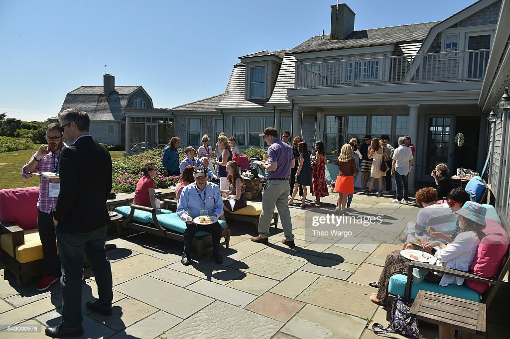 The Mentors Brunch during the 2016 Nantucket Film Festival Day 4 on June 25, 2016 in Nantucket, Massachusetts.
