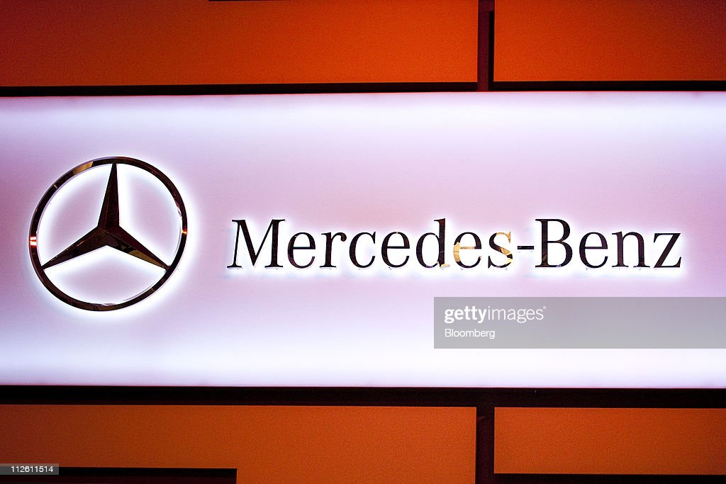 Mercedes Benz Manhattan Dealership Event Vehicle Reveal