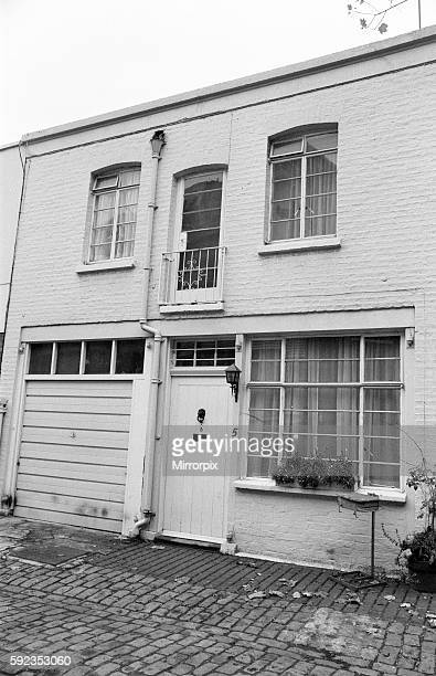 The mews home at the rear in Eaton Row where Lord Lucan lived Richard John Bingham 7th Earl of Lucan popularly known as Lord Lucan was a British peer...