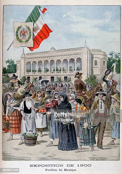 The Mexican pavilion at the Universal Exhibition of 1900 Paris 1900 Exposition Universelle of 1900 was a world's fair held in Paris France to...