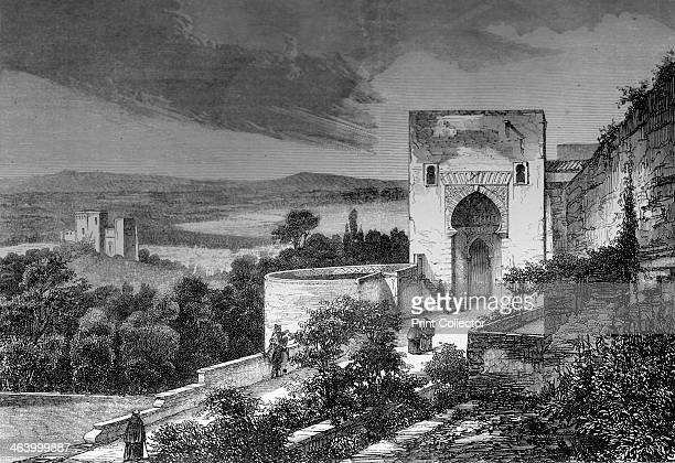 The Mezquita Córdoba Spain 1849 The Mezquita was originally built to be a warehouse/temple/lighthouse It later became the secondlargest mosque in the...