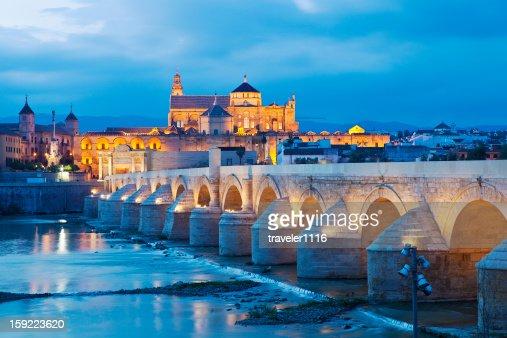 La Mezquita di Cordoba, Spagna