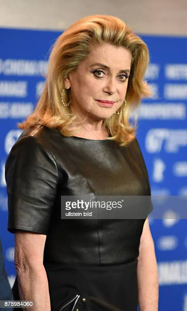 The Midwife Pressekonferenz Catherine Deneuve