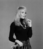 ROOM 'The Militant' Pictured Joey Heatherton as coed