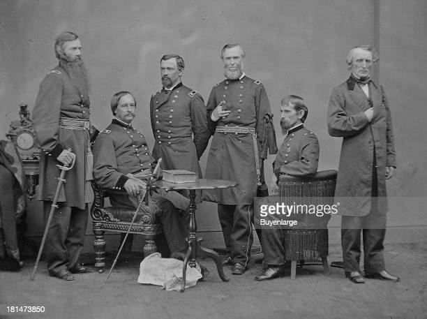 The Military Commission for the trial of the Conspirators involved in the Lincoln assassination convened for the first time on May 8 in a...