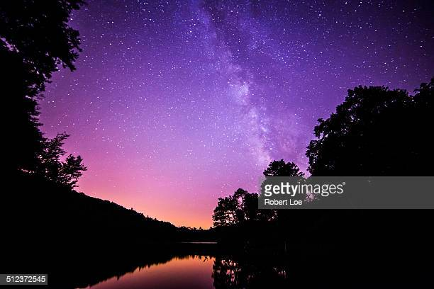 The Milky Way at Trout Lake