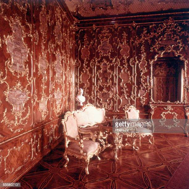 The Millions Room at Schönbrunn Palace with its breathtaking luxury