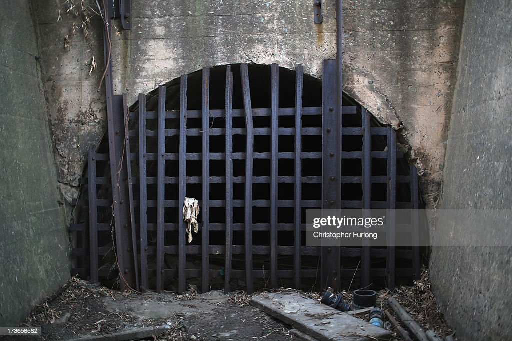 The mine entrance of 17 Shaft at Crown Mines is sealed off with disused rail tracks on July 16, 2013 in Johannesburg, South Africa. Johannesburg became the centre of gold mining in 1886 when gold was first discovered. Two government officials were sent to establish a settlement and named it Johannesburg after the first name they both shared. The gold rush lasted for over 100 years. The South African mining industry has shed more than 340,000 jobs since 1990 but is still the fifth largest gold producer in the world and has vast amounts of other minerals still to be unearthed.