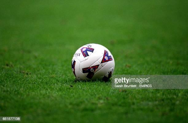 The Mitre matchball