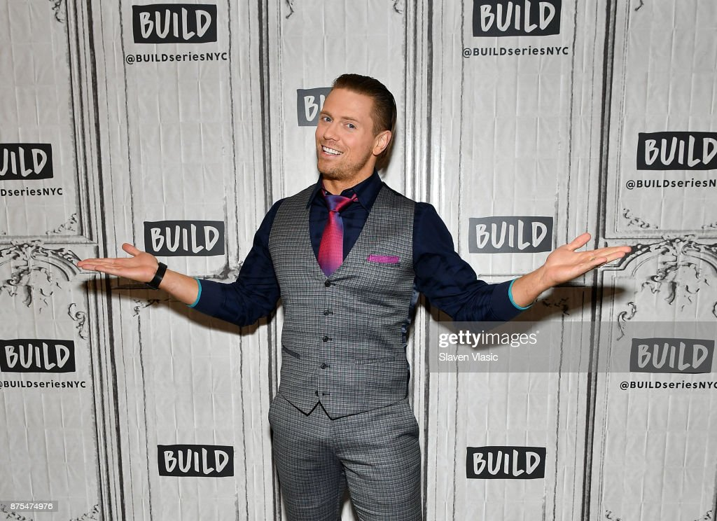 "Build Presents The Miz Discussing ""The Challenge: Champs vs. Stars"""