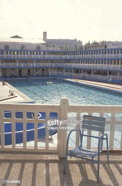 Piscine molitor re opens as hotel a look back photos and for Piscine molitor hotel