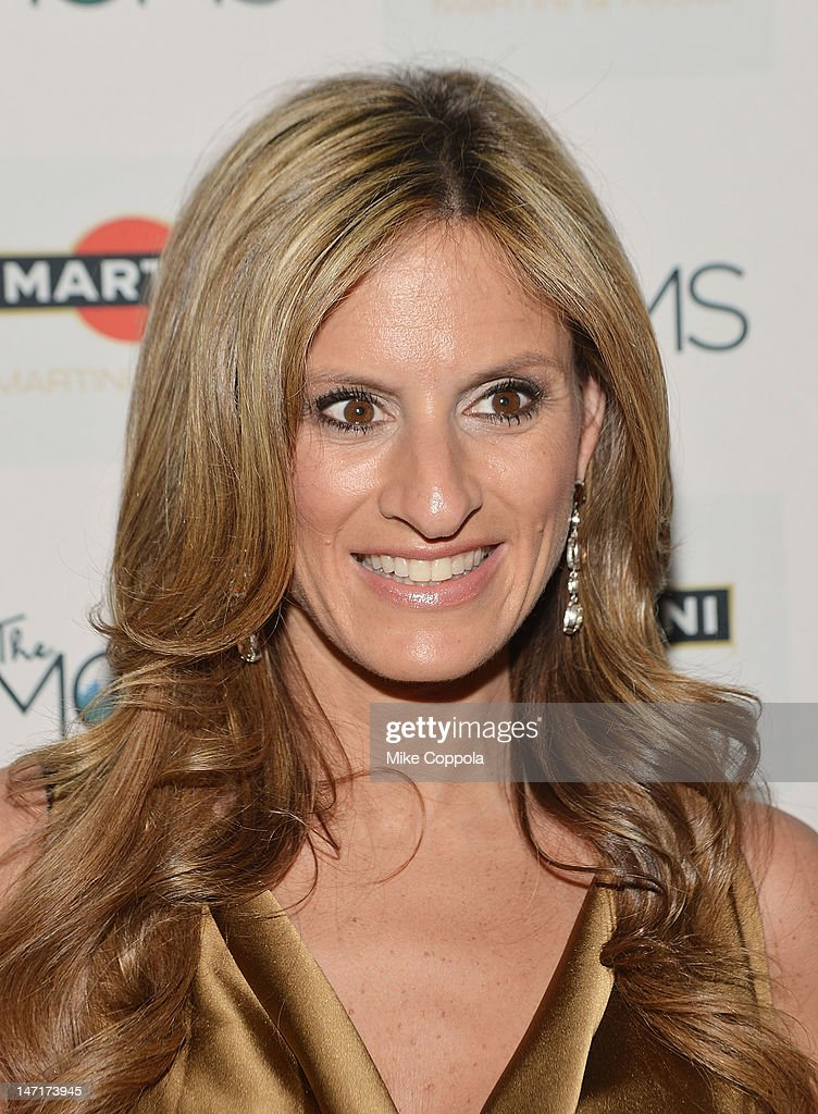 The Moms co-founder Denise Albert celebrates the release of 'People Like Us' with MARTINI and The Moms at Disney Screening Room on June 26, 2012 in New York City.