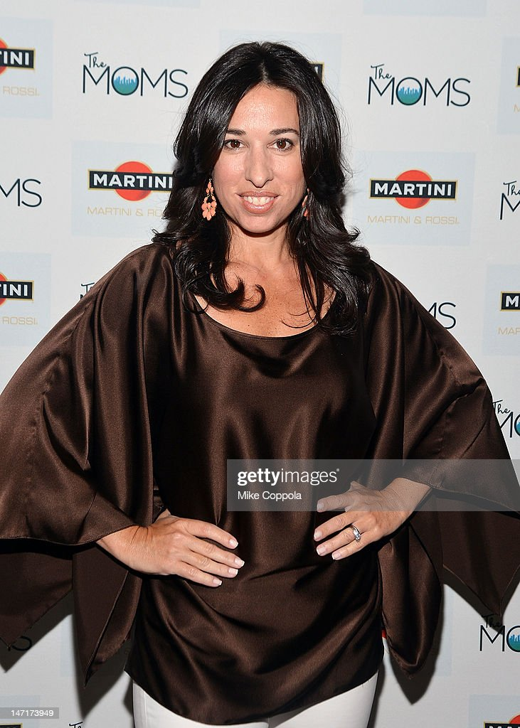 The Moms co-founder Melissa Gerstein celebrates the release of 'People Like Us' with MARTINI and The Moms at Disney Screening Room on June 26, 2012 in New York City.
