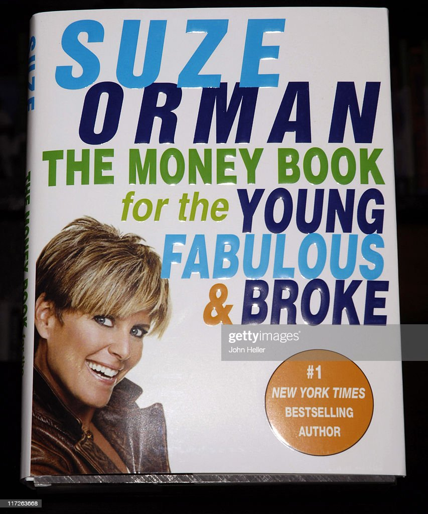 The Money Book for the Young Fabulous Broke by Suze Orman