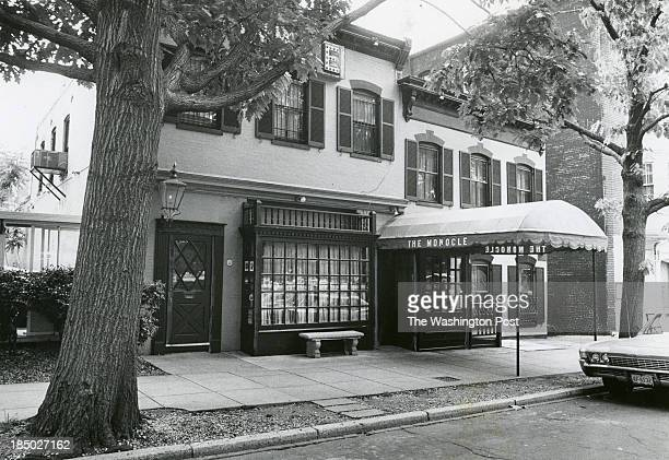 The Monocle Restaurant on D Street NE in Washington DC was founded in 1960 by Constantine Connie Valanos Mr Valanos died April 2 at a hospital in...