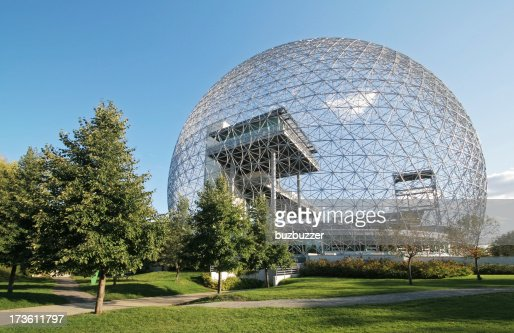 The Montreal Biosphere Structure