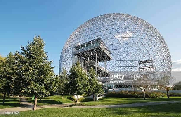 Struktur der Biosphäre von Montreal