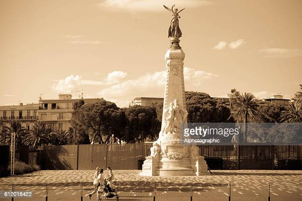 The monument Centenaire in Nice