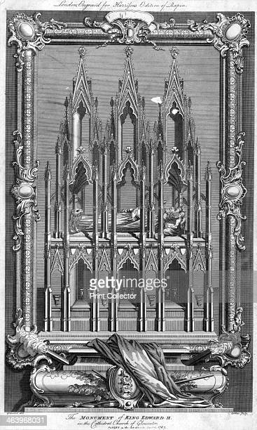 The monument of King Edward II in the Cathedral Church of Gloucester 1787 Edward II succeeded his father Edward I in 1307 His reign was characterised...
